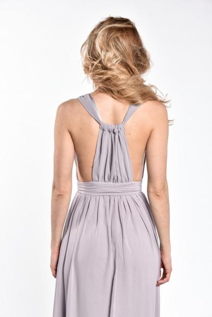 obrázok 2 Plážové maxi šaty s opaskom