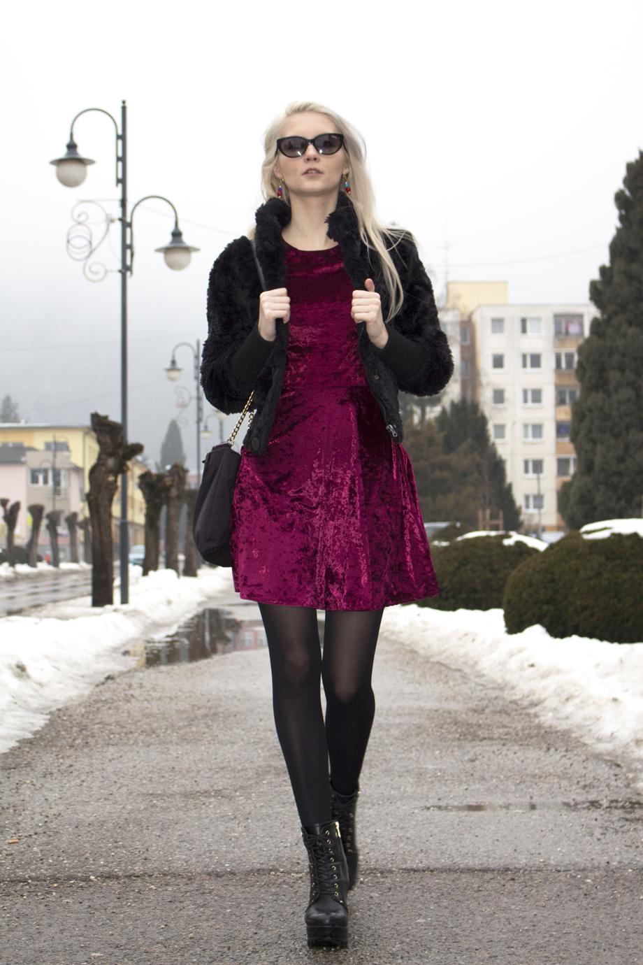 3578adc36e0f obrázok 6 Ako nosiť šaty aj v zime