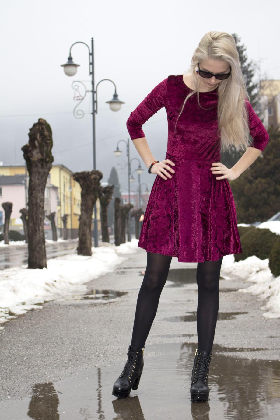 16395ff18b63 obrázok 7 Ako nosiť šaty aj v zime