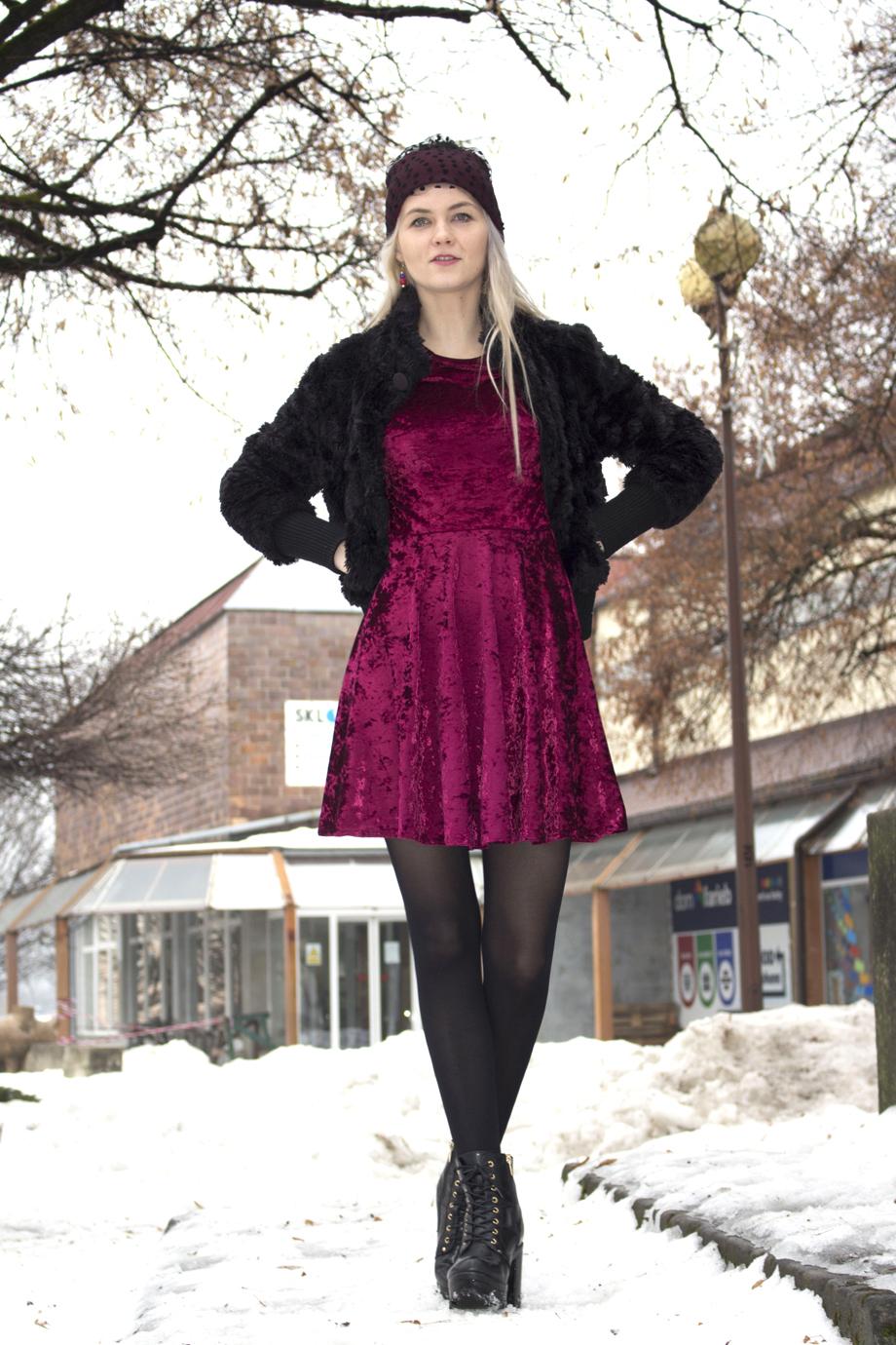 2a50330fbef2 obrázok 4 Ako nosiť šaty aj v zime