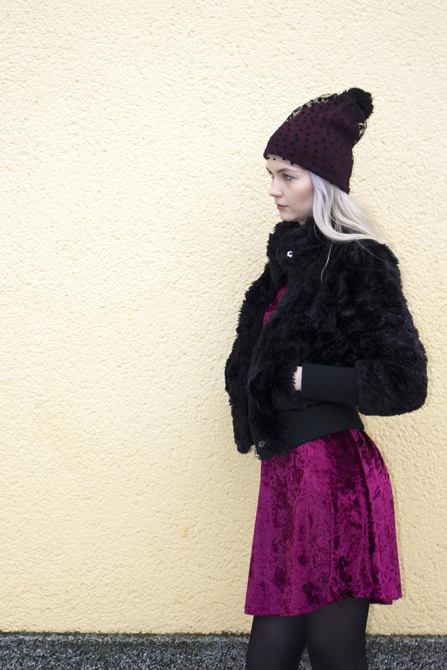 ea11a0dc112a obrázok 8 Ako nosiť šaty aj v zime