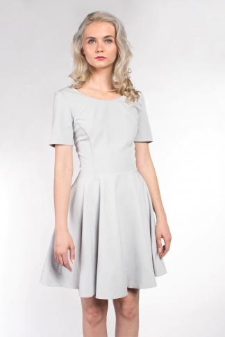 obrázok 1 Mohito modré šaty s krátkym rukávom