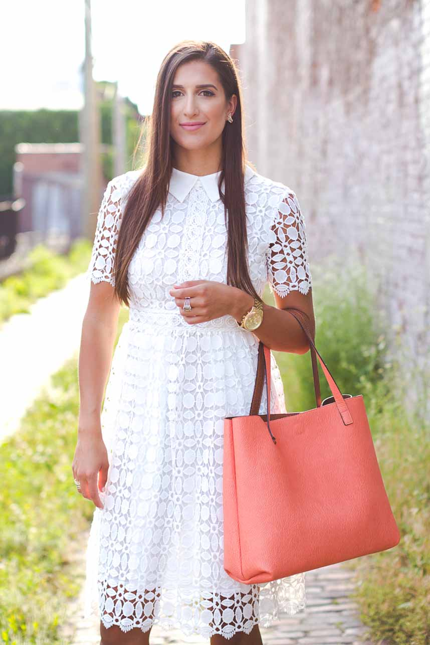 obrázok 11 biele letné šaty