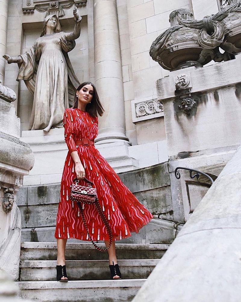 obrázok 2 šaty parížsky týždeň módy