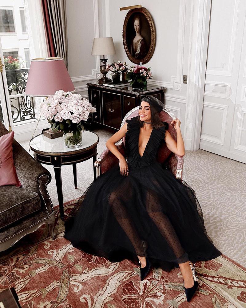 obrázok 6 šaty parížsky týždeň módy