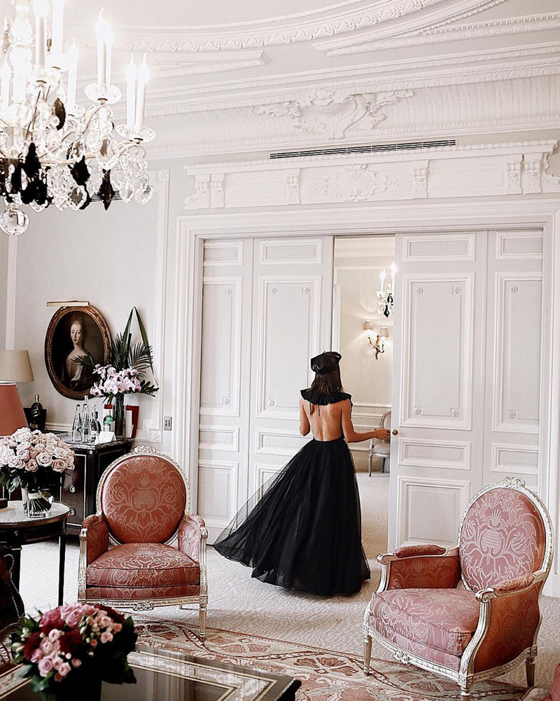 obrázok 7 šaty parížsky týždeň módy