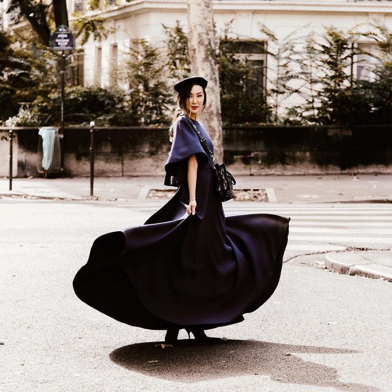 obrázok 9 šaty parížsky týždeň módy