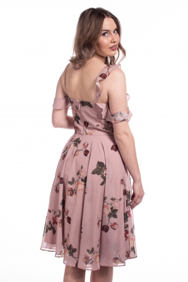 obrázok 2 Chi-Chi London staroružové šaty