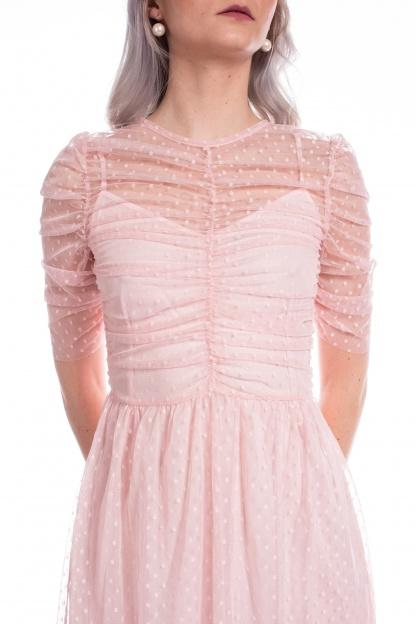 obrázok 5 ASOS ružové šaty