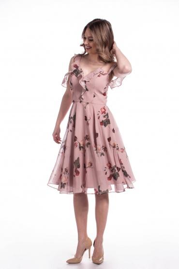 obrázok 5 Chi-Chi London staroružové šaty