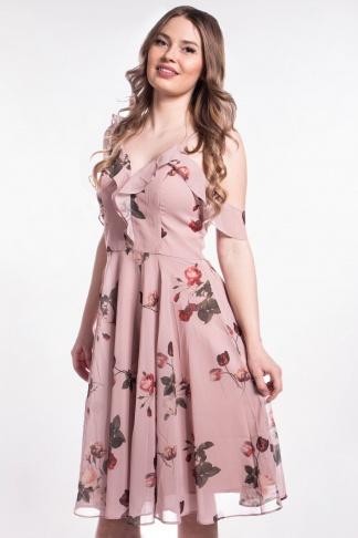 Obrázok 1 Chi-Chi London staroružové šaty