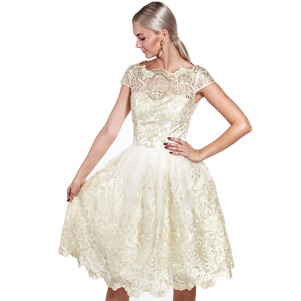 Aké šaty na letnú svadbu  - Shaty 69ec5eb5a3f