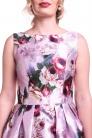 Obrázok 3 Chi-Chi London kvetované šaty
