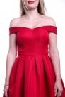 Obrázok 4 Chi-Chi London červené šaty