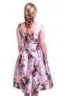 Obrázok 4 Chi-Chi London kvetované šaty