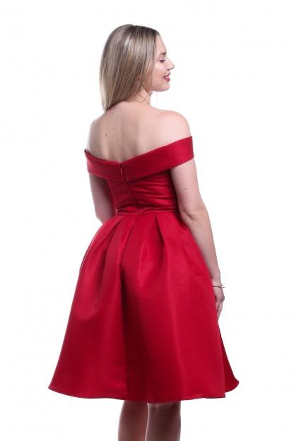 Obrázok 5 Chi-Chi London červené šaty