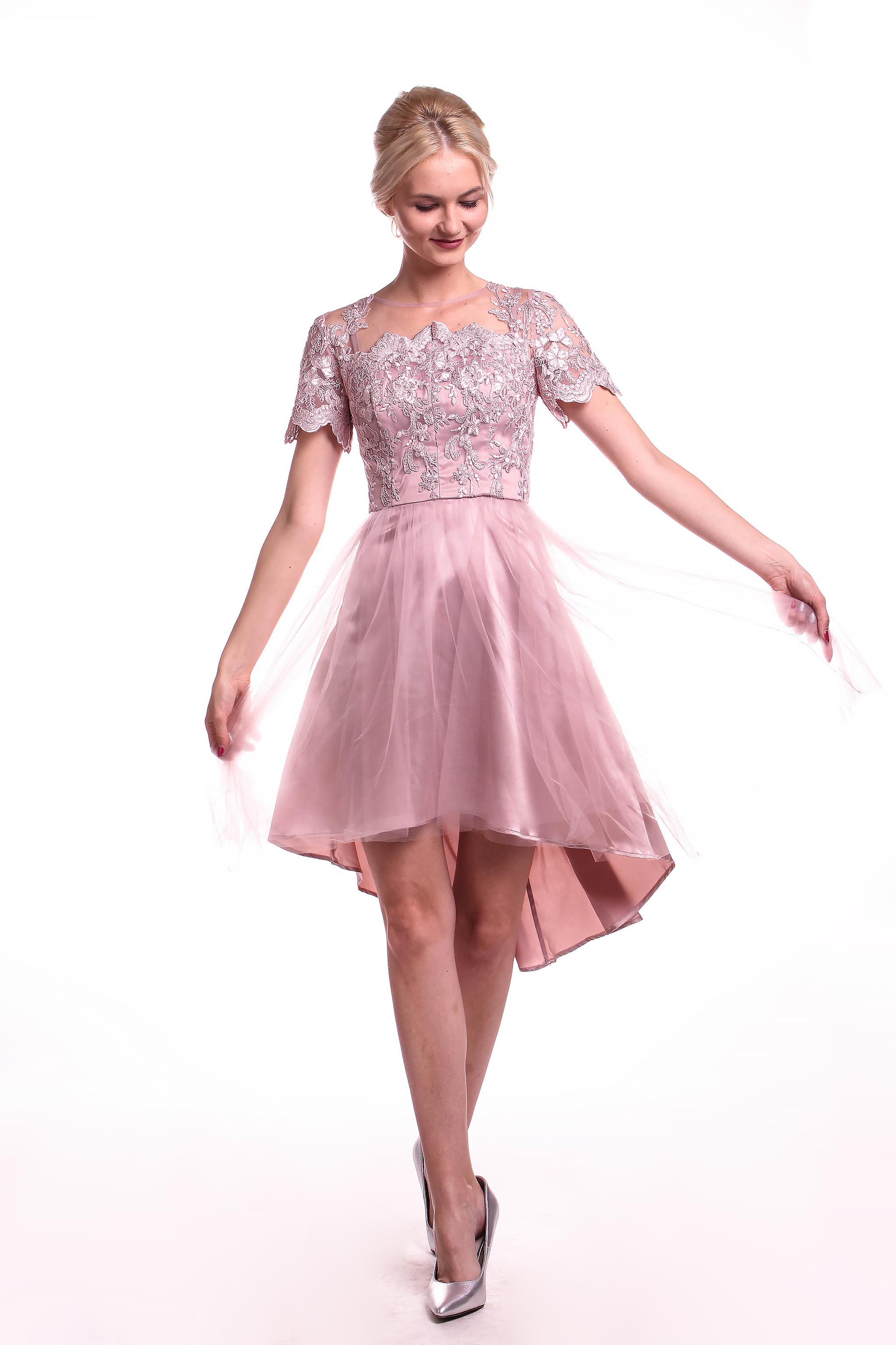Obrázok 4 Chi-Chi London ružové šaty 5c0f2c85a3c