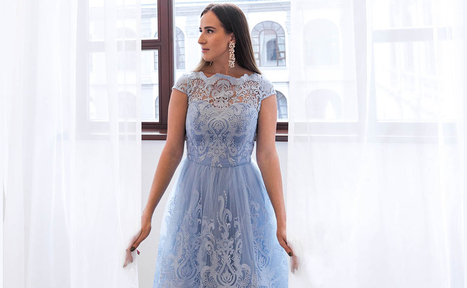 Obrázok 1 Chi Chi London šaty